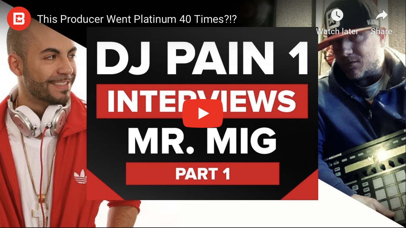 dj pain1 beatstars mr mig interview