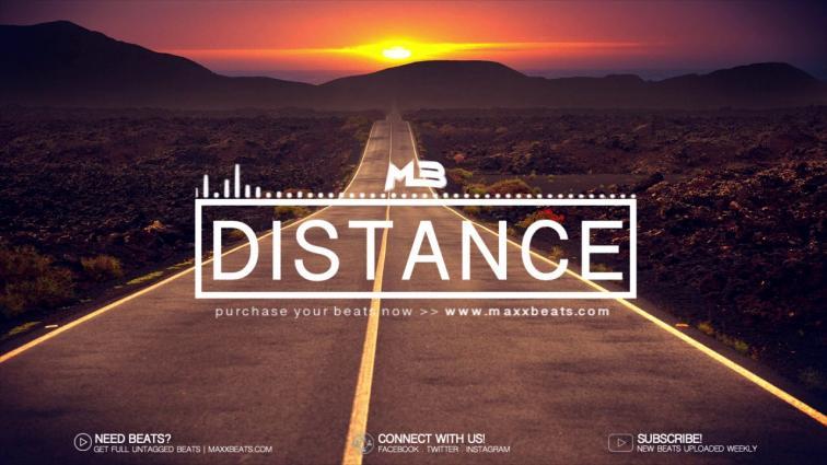 """R&B Hip Hop Beat """"Distance"""" Maxxbeats.com"""