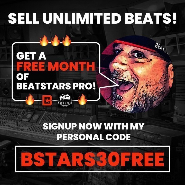 Free Month Of Beatstars Producer Account